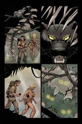 Sheena: Queen of the Jungle - Issue 2 Page 9