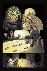 Sheena: Queen of the Jungle - Issue 3 Page 8