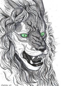 Roaring Mithrin (Inktober #31)