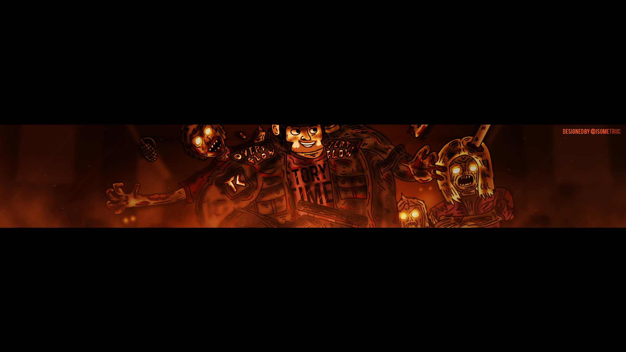 Overtflow YT Banner by Gossyt on DeviantArt