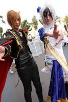 Versailles: Kamijo + Teru by flauel