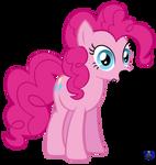 MLP Vector - Pinkie Pie Mustache