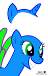 MLP Vector Base - smile /Free2Use