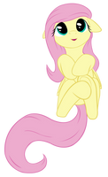 MLP Vector - Flutters Pleeeease by MLPBlueRay