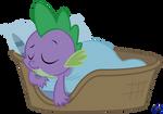 MLP Vector - Spike Sleeping