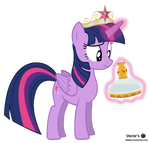 MLP Vector - Princess Twilight and the ..