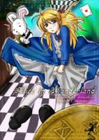 Alice in Wonderland by Asaphira