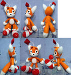 Tails Doll plushie