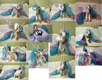 Princess Celestia large plush
