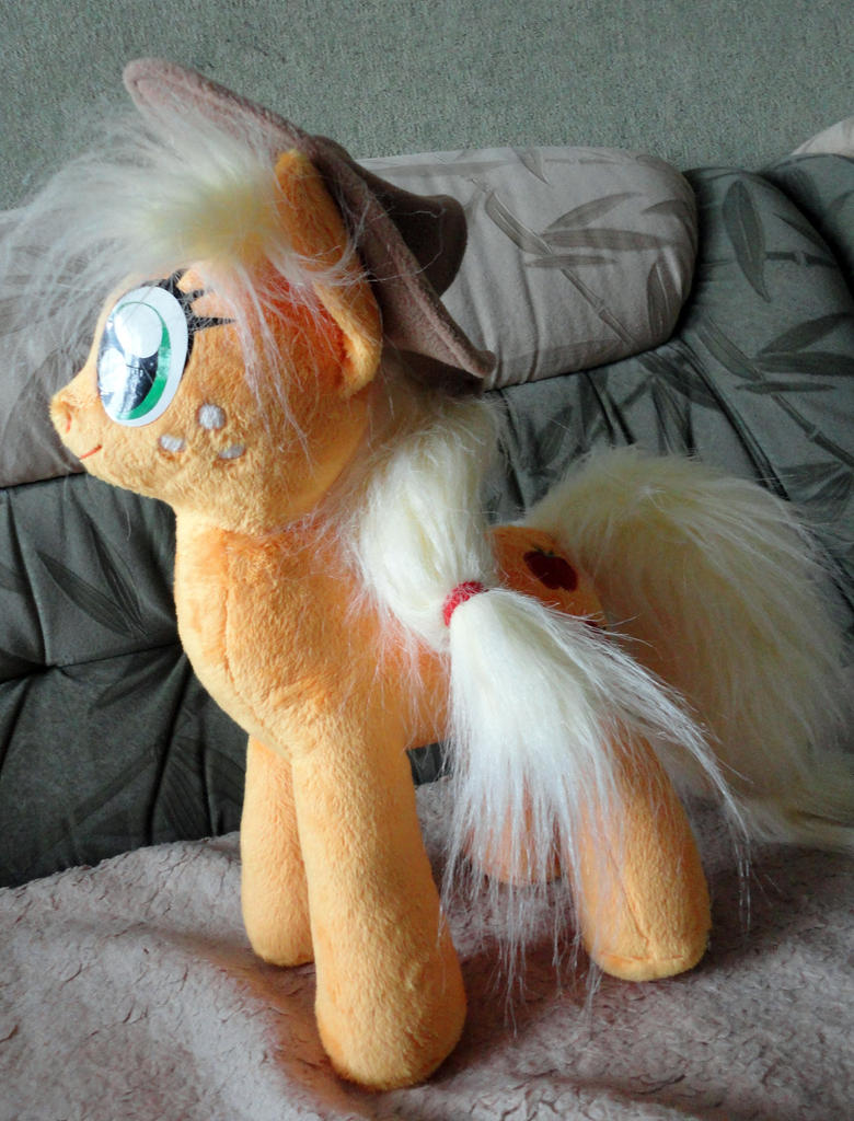 Applejack - made for commission by Rens-twin