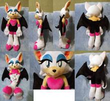 Rouge the Bat (commission)