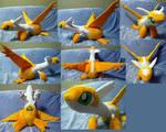 Shiny Latias (for sale, OOAK)