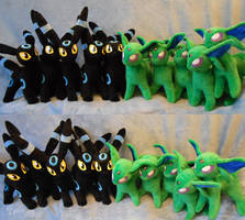 Neon shinies (up for sale) by Rens-twin