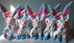 Shiny Sylveons (up for sale)