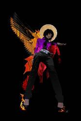 Wooden Angel 2