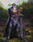 Swordmaster Jonan