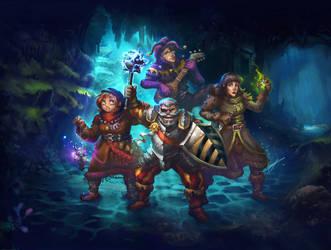 Darkest Team by Archalos