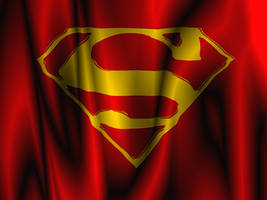 Superman's Cape Again by the-big-al