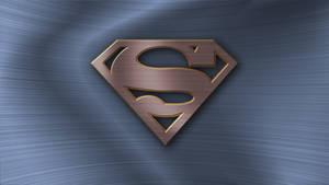 Brushed Blue Superman by the-big-al