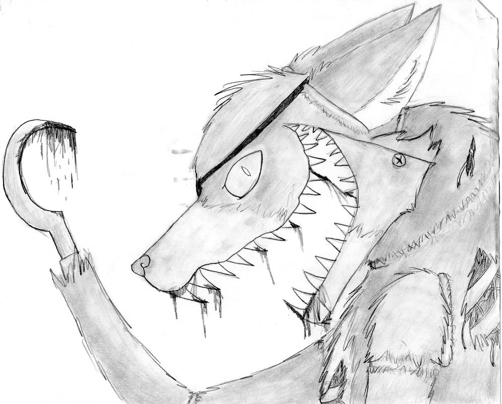 how to draw foxy from five nights at freddy& 39