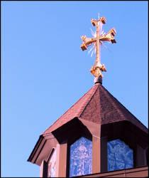 Cross of Armenia by FullClipz