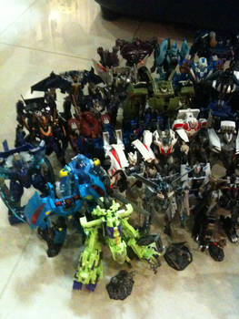 My Transformers Collection (2013) Part A