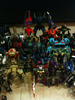 My Transformers Collection (2013) Part B