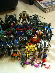 My Transformers Collection (2013) Part C