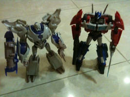 My Transformers Collection (2013) Part D