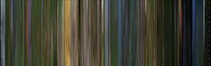 Microcosmos Movie Barcode