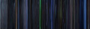 Event Horizon Movie Barcode