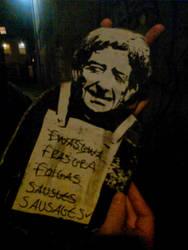 Menu: (Foi Gas) erm Sausages by naesk