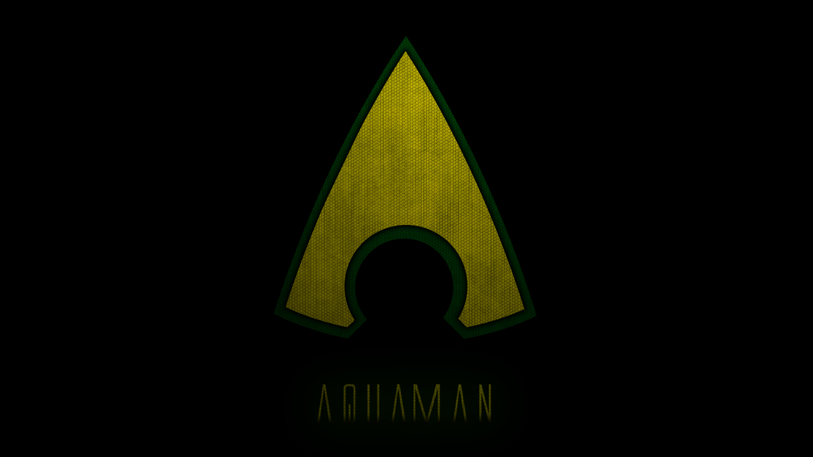 Aquaman Symbol by DeiNyght on DeviantArt