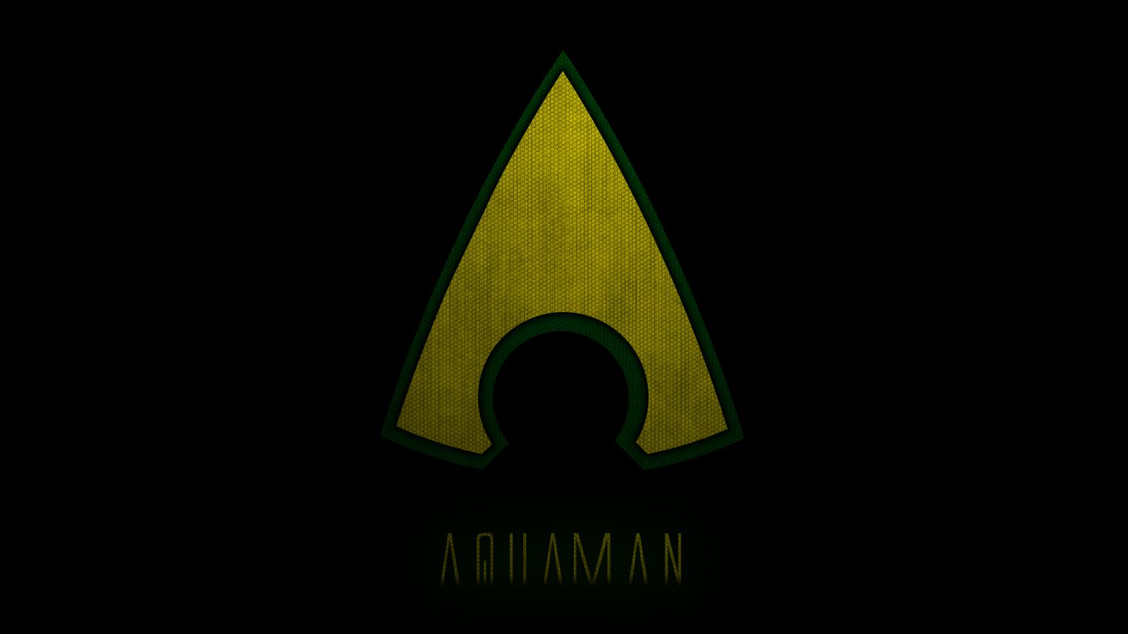 Aquaman Symbol by DeiN...