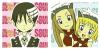 SE stamp - Kid, Liz and Patty 8 by Csodaaut