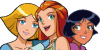Totally Spies stamp no.15 by Csodaaut