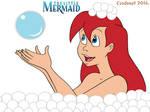TLM - Young Ariel's Bubble Bath