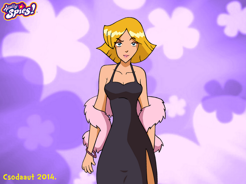 Totally spies clover as superstar no 1 by csodaaut on deviantart - Clover totally spies ...