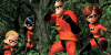 Stamp - The Incredibles no.1 by Csodaaut