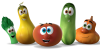 Veggietales stamp - Main Characters no.1 by Csodaaut