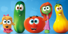 Veggietales stamp - Main Characters no.2 by Csodaaut