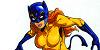 Stamp - Marvel's Hellcat no.01 by Csodaaut