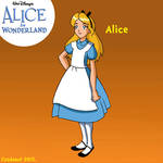 Alice in TS style no.1