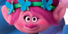 Dreamworks' Trolls stamp - Princess Poppy no.2 by Csodaaut