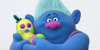 Dreamworks' Trolls stamp - Biggie by Csodaaut