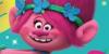 Dreamworks' Trolls stamp - Princess Poppy no.4 by Csodaaut