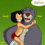 Disney's TJB - Mowgli and Baloo