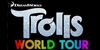 DreamWorks' Trolls World Tour stamp - Logo