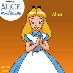 Alice in TS style no.4