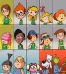 DreamWorks-Illumination Crossover - Kid Squad